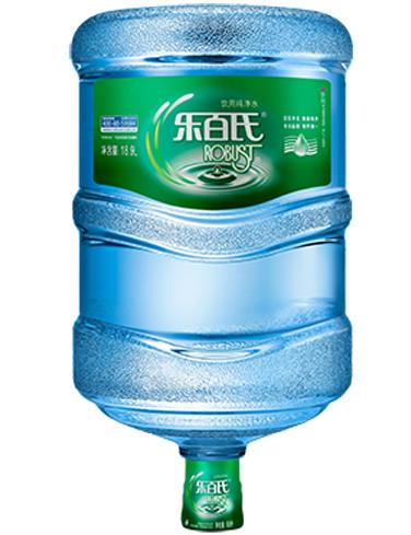 乐百氏饮用纯净水18.9L