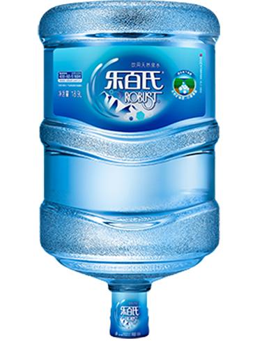 乐百氏饮用天然泉水